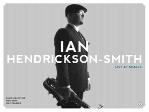 Ian Hendrickson - Smith - Cover